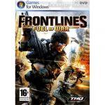 Frontlines Fuel of War PC Usado