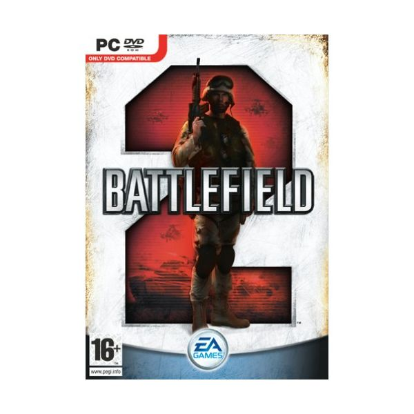 Battlefield 2 PC Usado