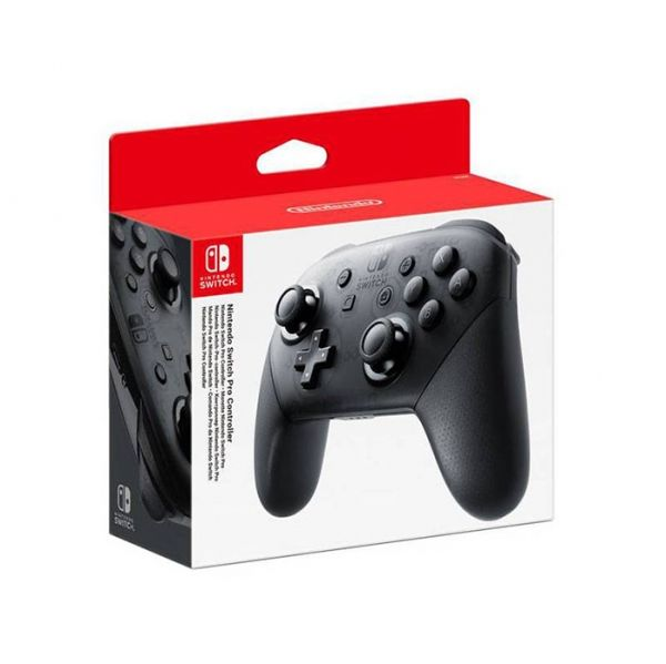 Nintendo Switch Pro Controller + cabo USB