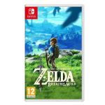 Jogo Legend of Zelda Breath of the Wild Nintendo Switch