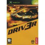 Jogo Driver 3 Xbox Usado