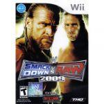 Jogo SmackDown Vs Raw 2009 sem caixa Wii Usado
