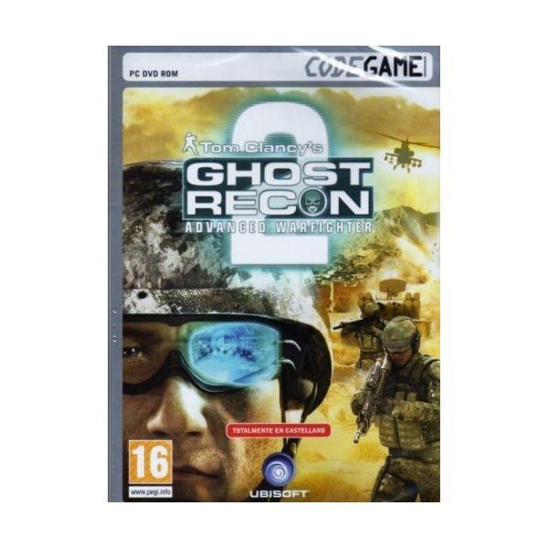 Ghost Recon 2 Advanced Warfighter PC Usado
