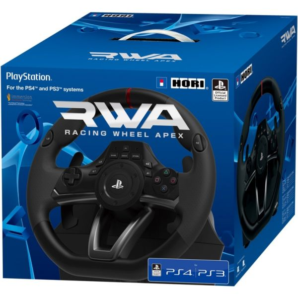 Hori Apex Racing Wheel para PS3/PS4/PC