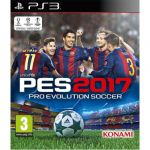 Jogo Pro Evolution Soccer 2017 PS3 Usado