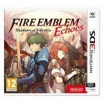 Jogo Fire Emblem Echoes Shadows of Valentia 3DS