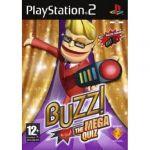 Jogo Buzz! O Mega Quiz PS2 Usado