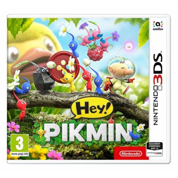 Jogo Hey! Pikmin 3DS