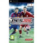 Jogo Pro Evolution Soccer 2010 PSP Usado