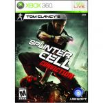 Jogo Splinter Cell Conviction Xbox 360 Usado