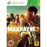 Jogo Max Payne 3 Xbox 360 Usado