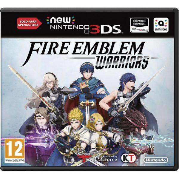 Jogo Fire Emblem Warriors 3DS