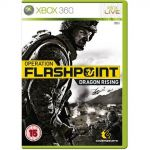 Jogo Operation Flashpoint Dragon Rising Xbox 360 Usado