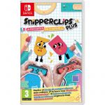 Jogo Snipperclips: Cut it out, together! Nintendo Switch