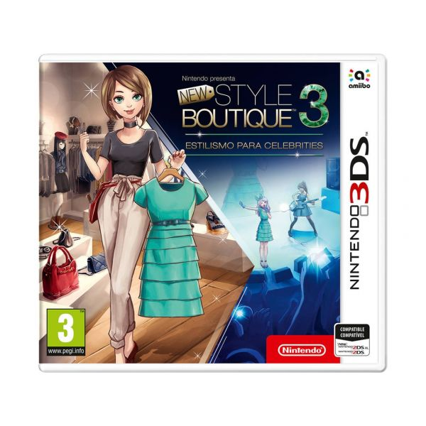 Jogo New Style Boutique 3 Styling Star 3DS