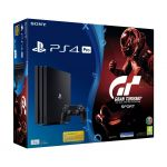 Consola Sony PlayStation 4 PS4 Pro 1TB + Gran Turismo Sport PS4