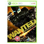 Jogo Wanted Weapons of Fate Xbox 360