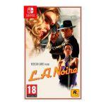 Jogo L.A. Noire Nintendo Switch
