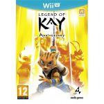 Jogo The Legend of Kay Anniversary Wii U