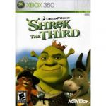 Jogo Shrek the Third Xbox 360