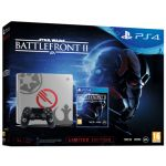 Consola Sony PlayStation 4 PS4 Slim 1TB Star Wars Special Edition + Star Wars Battlefront II Deluxe Edition PS4