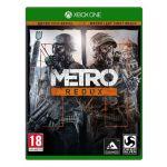 Jogo Metro Redux Xbox One Usado