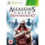 Jogo Assassins Creed Brotherhood Xbox 360 Usado
