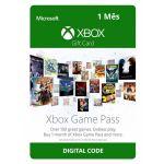 Microsoft Xbox Game Pass Gift Card 1 Mês
